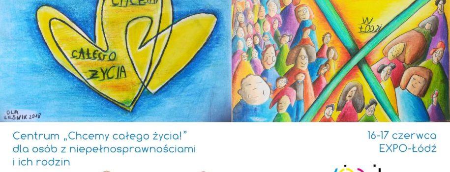 """Centrum """"Chcemy całego życia!"""" na X Kongresie Kobiet w Łodzi"""